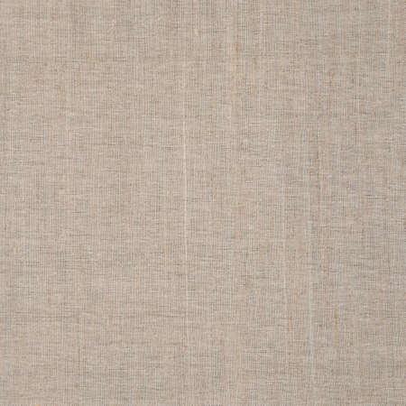 Textured textile background made of dense and rough light fabric with very fine detail and natural damage. Stock fotó
