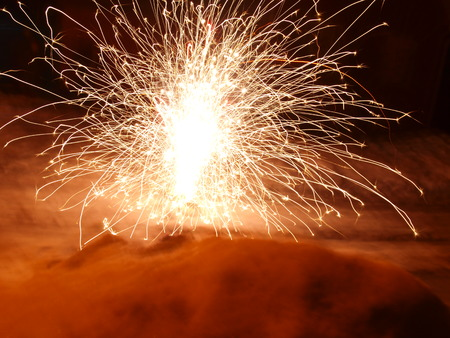 see through: firework