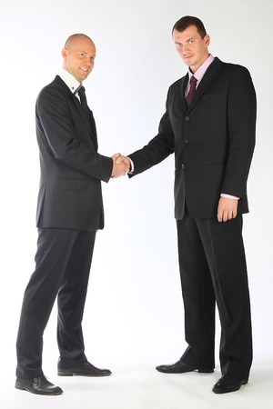 Group of businessmen Stock Photo - 10724987