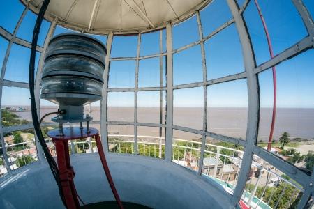 colonia del sacramento: View from the lighthouse in Colonia del Sacramento, Uruguay
