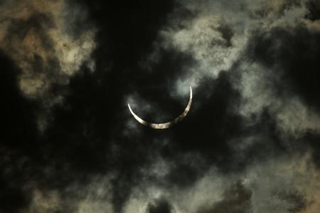 solar eclipse: Solar eclipse in Kenya