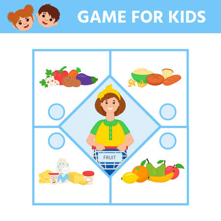 Education logic game for preschool kids for the development of logical thinking. Connect the details and colorful geometric shapes. Preschool worksheet activity. Children funny riddle entertainment