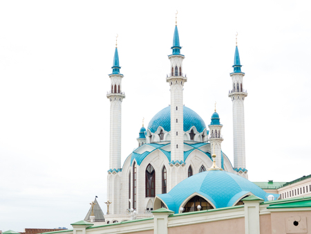 Blue mosque Kul - Sharif in Kazan