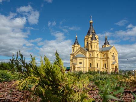 Russian orthodoxal church