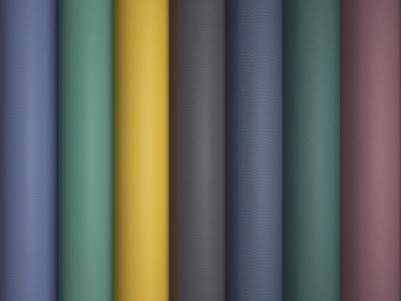 variegated: Leather variegated fabric texture sampler