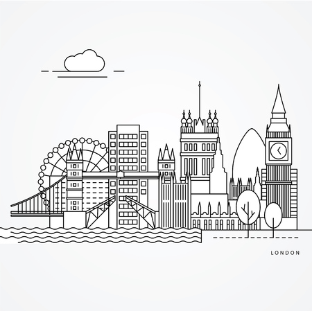 Budapest Building and Amusement Park illustration