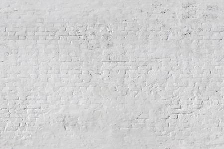 Light brick. The texture of the masonry.