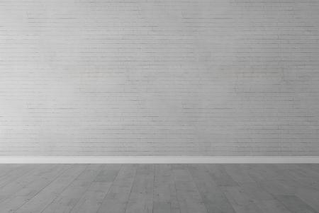Surowa postarzana ściana we wnętrzu.