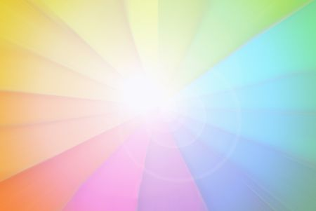 The Bright abstract background. The Multicolored abstraction.