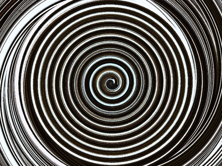 Abstract circles art background. (swirl pattern) photo