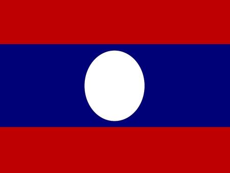 laotian: Laos Peoples Democratic Republic flag background
