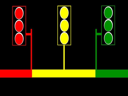 trafficlight: The traffic lights background and wallpaper vector graphics