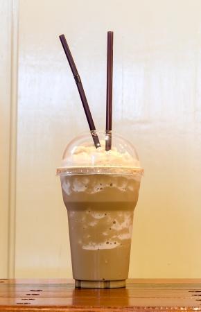 granizados: Cappuccino smoothie