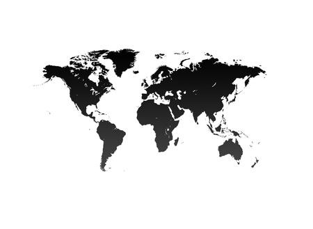 World Map, World background photo