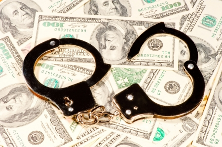 snitches: The handcuffs are on the chaotic dispersal of U.S. dollar banknotes