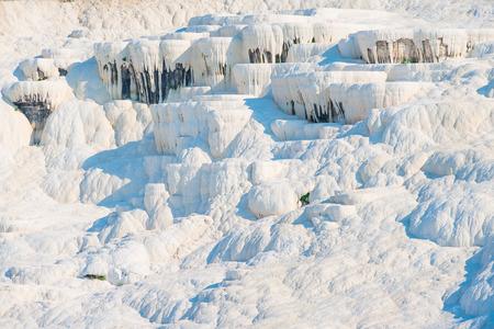 famous tourist destination in Turkey, Pamukkale