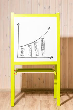 board marker: white board marker to draw a graph in the room