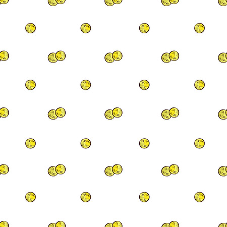 Mustard. Plant. Seed. Background, wallpaper, texture, seamless. Sketch.