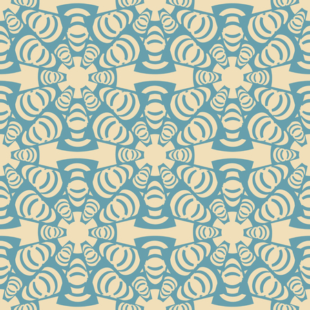 Seamless background. Texture, Wallpaper. Abstraction. Geometric shapes, mosaic, spiral.
