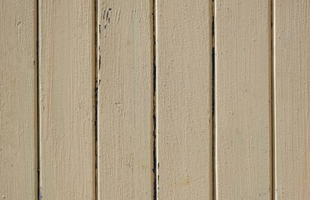 Pastel natural old wooden planks texture background.