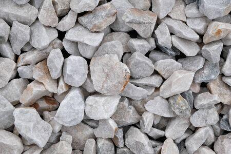 Decorative stone construction crumb close-up macro photo of a stone designer background. Marble crumb. Pebble. Reklamní fotografie