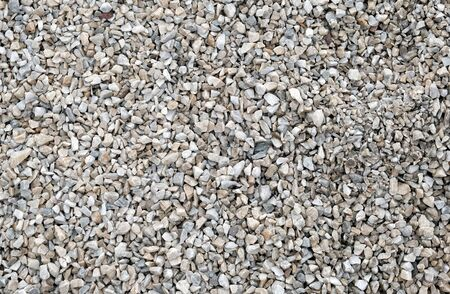Background of granite and marble chips, texture