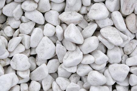 Decorative stone building pebbles close-up macro photo stone designer background Reklamní fotografie