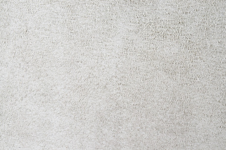suede belt: Light grey suede soft leather as texture background. Close up shammy leather texture Stock Photo