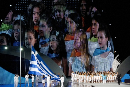 anthem: Athens 2011 Special Olympics Opening Ceremony - National Anthem