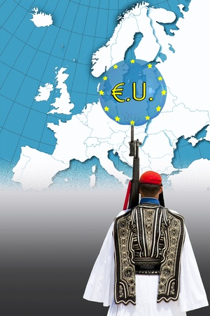 threatens: Greek debt crisis threatens Europe