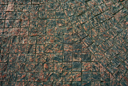 lithic: Image of paving slabs of granite as a background