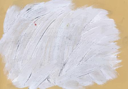 ebon: Acuarela pintada a mano ilustraci�n vectorial resumen de barro gris. Vectores