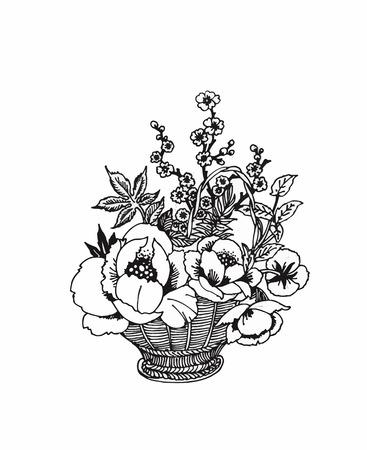 flor aislada: