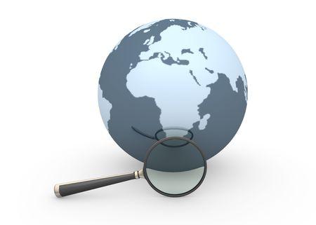 Testing World Stock Photo - 5260335
