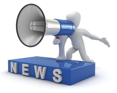 news media: news