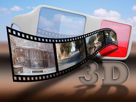 Cine3d mit Sky letzten  Standard-Bild