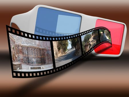 the 3d: Cine 3d