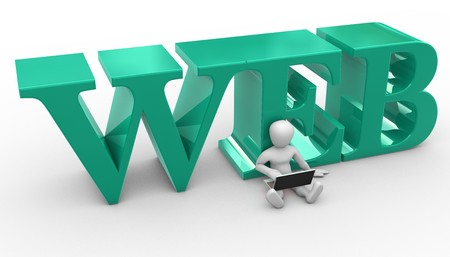 Web Borko pc Stock Photo - 7599457