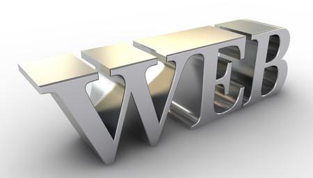 Web metal Stock Photo - 7599455