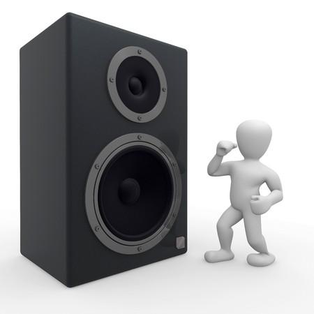 sound box: dancing