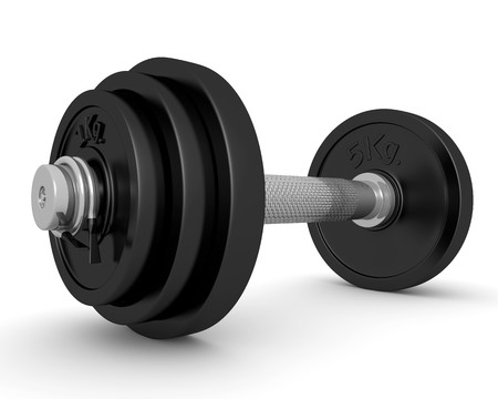 Dumbbells Stock Photo - 7984872