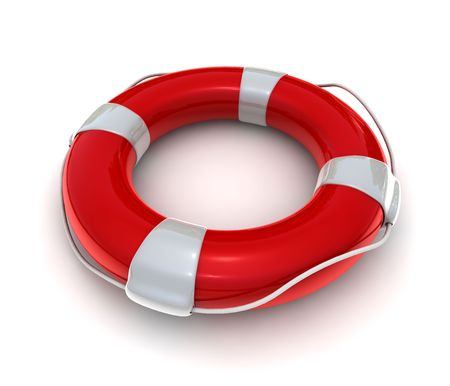 swimming belt: LIFEGUARD