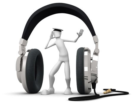 telephonist: Headset