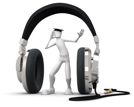 speakers: Headset
