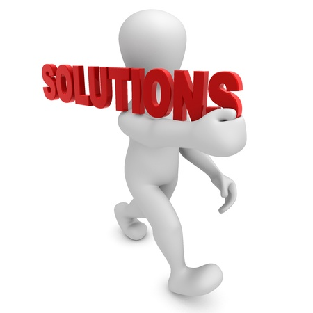 Borko Solutions Stock Photo