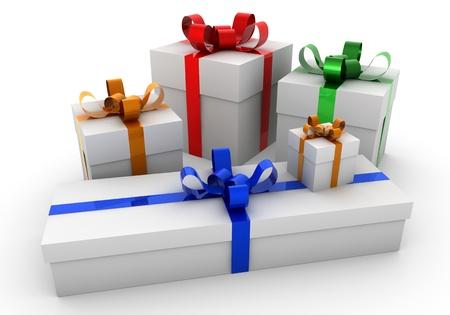 Frohes neues Jahr Geschenke