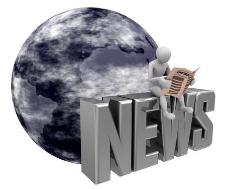 News Stock Photo - 8402886