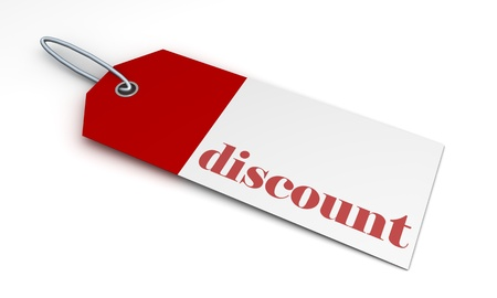 discounts Stock Photo