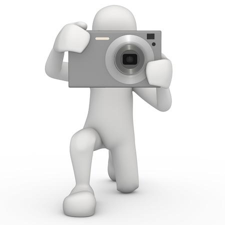 Kiko-Fotograf Standard-Bild - 8918627