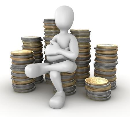 dinero euros: Kiko dinero
